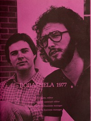 Page 5, 1977 Edition, Millsaps College - Bobashela Yearbook (Jackson, MS) online yearbook collection