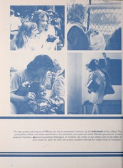 Page 16, 1983 Edition, Millsaps College - Bobashela Yearbook (Jackson, MS) online yearbook collection