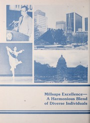 Page 8, 1983 Edition, Millsaps College - Bobashela Yearbook (Jackson, MS) online yearbook collection