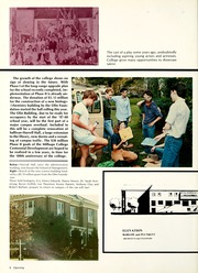 Page 12, 1986 Edition, Millsaps College - Bobashela Yearbook (Jackson, MS) online yearbook collection