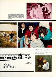 Page 13, 1986 Edition, Millsaps College - Bobashela Yearbook (Jackson, MS) online yearbook collection