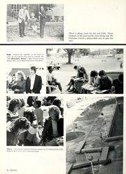 Page 14, 1986 Edition, Millsaps College - Bobashela Yearbook (Jackson, MS) online yearbook collection