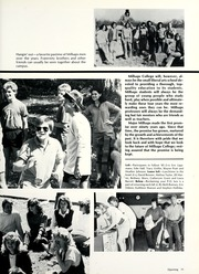 Page 15, 1986 Edition, Millsaps College - Bobashela Yearbook (Jackson, MS) online yearbook collection