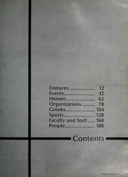 Page 7, 1986 Edition, Millsaps College - Bobashela Yearbook (Jackson, MS) online yearbook collection