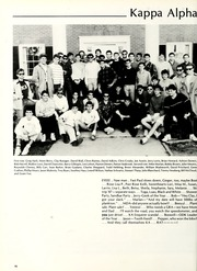 Page 102, 1987 Edition, Millsaps College - Bobashela Yearbook (Jackson, MS) online yearbook collection