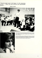 Page 91, 1987 Edition, Millsaps College - Bobashela Yearbook (Jackson, MS) online yearbook collection