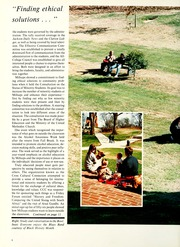 Page 12, 1988 Edition, Millsaps College - Bobashela Yearbook (Jackson, MS) online yearbook collection