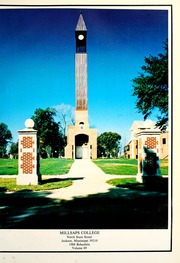 Page 5, 1988 Edition, Millsaps College - Bobashela Yearbook (Jackson, MS) online yearbook collection