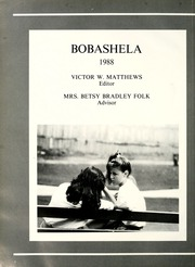 Page 6, 1988 Edition, Millsaps College - Bobashela Yearbook (Jackson, MS) online yearbook collection