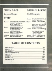 Page 7, 1988 Edition, Millsaps College - Bobashela Yearbook (Jackson, MS) online yearbook collection