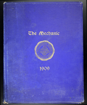 1909 Edition, Williamson Free School of Mechanical Trades - Mechanic Yearbook (Media, PA)