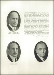 Page 12, 1939 Edition, Williamson Free School of Mechanical Trades - Mechanic Yearbook (Media, PA) online yearbook collection