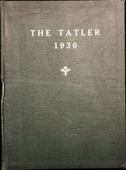 Page 1, 1930 Edition, Parnassus High School - Tatler Yearbook (New Kensington, PA) online yearbook collection