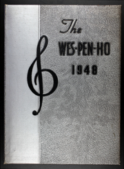 1948 Edition, Western Pennsylvania Hospital School of Nursing - Wes Pen Ho Yearbook (Pittsburgh, PA)