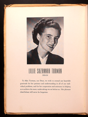 Page 12, 1949 Edition, Harcum College - Purple Patches Yearbook (Bryn Mawr, PA) online yearbook collection