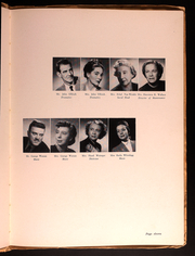 Page 17, 1949 Edition, Harcum College - Purple Patches Yearbook (Bryn Mawr, PA) online yearbook collection