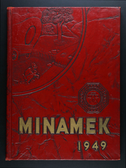 1949 Edition, MMI Preparatory School - Minamek Yearbook (Freeland, PA)