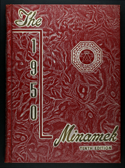 1950 Edition, MMI Preparatory School - Minamek Yearbook (Freeland, PA)