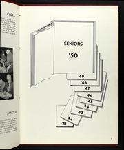 Page 13, 1950 Edition, MMI Preparatory School - Minamek Yearbook (Freeland, PA) online yearbook collection
