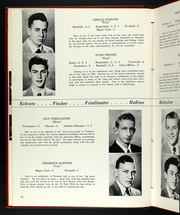 Page 16, 1950 Edition, MMI Preparatory School - Minamek Yearbook (Freeland, PA) online yearbook collection
