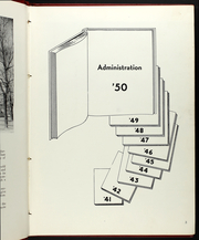 Page 7, 1950 Edition, MMI Preparatory School - Minamek Yearbook (Freeland, PA) online yearbook collection