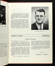 Page 9, 1950 Edition, MMI Preparatory School - Minamek Yearbook (Freeland, PA) online yearbook collection