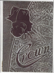 1949 Edition, Windber Hospital School of Nursing - Crown Yearbook (Windber, PA)