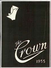 1955 Edition, Windber Hospital School of Nursing - Crown Yearbook (Windber, PA)