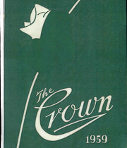 1959 Edition, Windber Hospital School of Nursing - Crown Yearbook (Windber, PA)