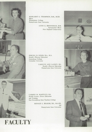 Page 15, 1958 Edition, South Middleton Township High School - Bubbler Yearbook (Boiling Springs, PA) online yearbook collection