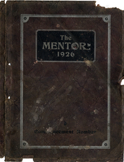 Page 1, 1926 Edition, St Catherine High School - Mentor Yearbook (DuBois, PA) online yearbook collection