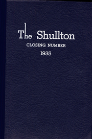1935 Edition, Shull Junior High School - Shullton Yearbook (Easton, PA)