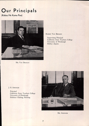 Page 11, 1946 Edition, Marion High School - Mariton Yearbook (Belle Vernon, PA) online yearbook collection