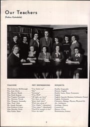 Page 12, 1946 Edition, Marion High School - Mariton Yearbook (Belle Vernon, PA) online yearbook collection