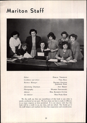 Page 14, 1946 Edition, Marion High School - Mariton Yearbook (Belle Vernon, PA) online yearbook collection