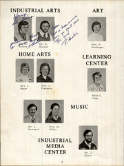 Page 12, 1976 Edition, Lycoming Valley Middle School - Yearbook (Williamsport, PA) online yearbook collection