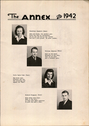 Page 15, 1942 Edition, Concord Township High School - Annex Yearbook (Hooker, PA) online yearbook collection