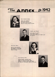 Page 16, 1942 Edition, Concord Township High School - Annex Yearbook (Hooker, PA) online yearbook collection
