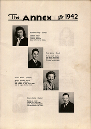 Page 17, 1942 Edition, Concord Township High School - Annex Yearbook (Hooker, PA) online yearbook collection