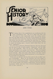 Page 22, 1919 Edition, Franklin and Marshall Academy - Epilogue Yearbook (Lancaster, PA) online yearbook collection