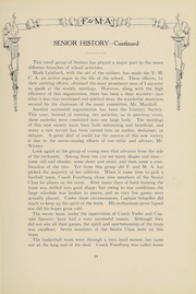 Page 23, 1919 Edition, Franklin and Marshall Academy - Epilogue Yearbook (Lancaster, PA) online yearbook collection