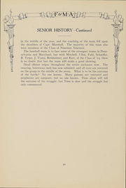 Page 24, 1919 Edition, Franklin and Marshall Academy - Epilogue Yearbook (Lancaster, PA) online yearbook collection