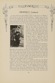 Page 26, 1919 Edition, Franklin and Marshall Academy - Epilogue Yearbook (Lancaster, PA) online yearbook collection
