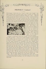 Page 29, 1919 Edition, Franklin and Marshall Academy - Epilogue Yearbook (Lancaster, PA) online yearbook collection