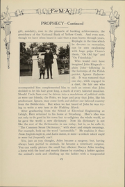 Page 31, 1919 Edition, Franklin and Marshall Academy - Epilogue Yearbook (Lancaster, PA) online yearbook collection