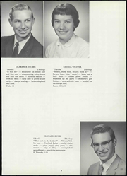 Page 17, 1961 Edition, Berean Bible School - Searchlight Yearbook (Allentown, PA) online yearbook collection