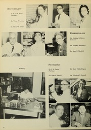 Page 10, 1957 Edition, Medical College of Pennsylvania - Iatrian Yearbook (Philadelphia, PA) online yearbook collection