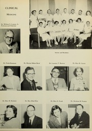 Page 11, 1957 Edition, Medical College of Pennsylvania - Iatrian Yearbook (Philadelphia, PA) online yearbook collection