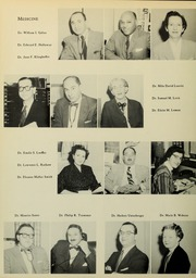 Page 12, 1957 Edition, Medical College of Pennsylvania - Iatrian Yearbook (Philadelphia, PA) online yearbook collection