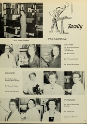 Page 9, 1957 Edition, Medical College of Pennsylvania - Iatrian Yearbook (Philadelphia, PA) online yearbook collection